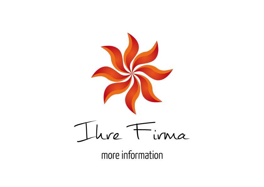 Logo für Gastronomie / Floristik / Wellness