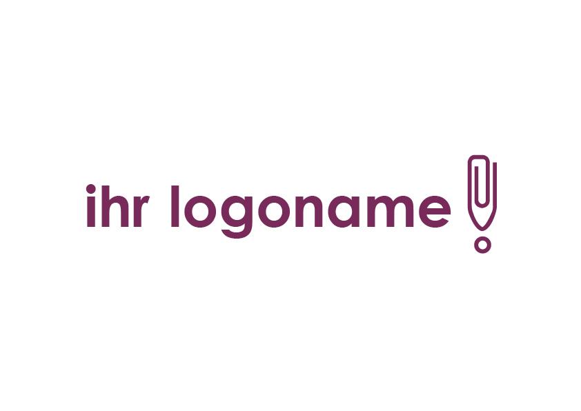 Logo für Verwaltung / Büro