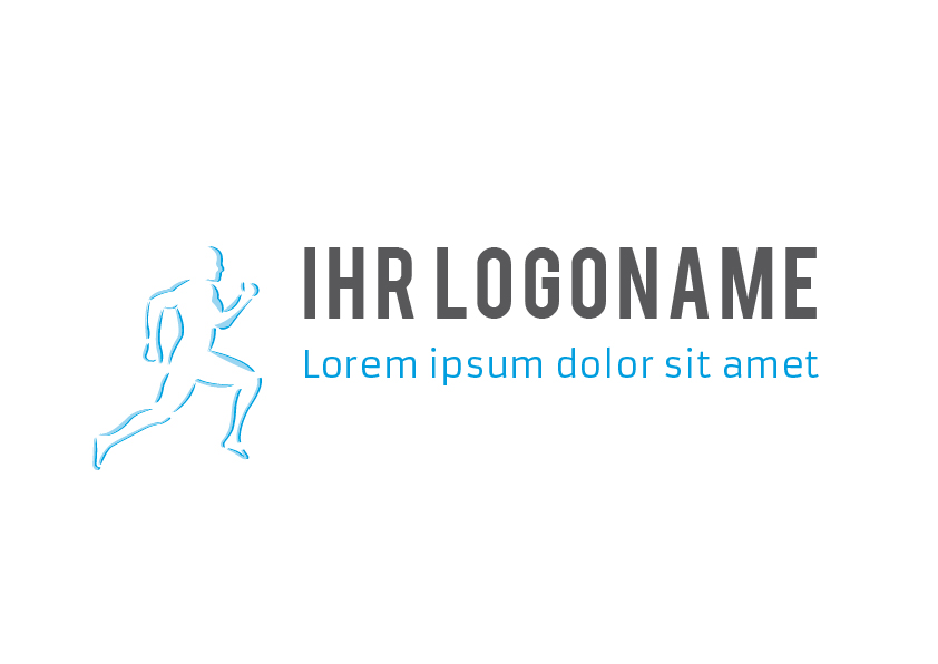 Logo für Physiotherapie / Fitness