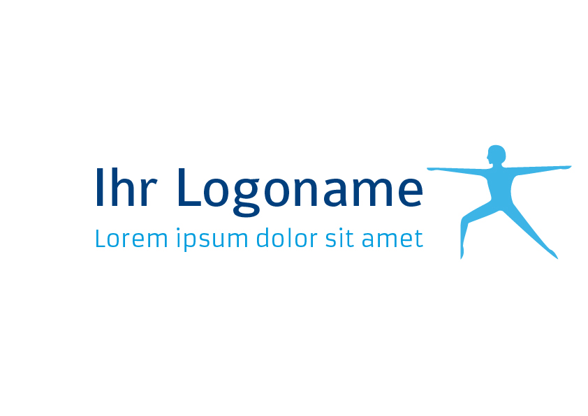 Logo für Physiotherapie / Gymnastik
